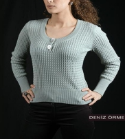 Deniz Knitwear Collection  2013