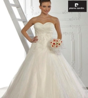 Pierre Cardin Bridal Dresses Collection  2013
