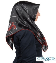 GULSOY SCARVES | GULSOY TEXTILE Collection  2014