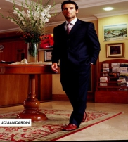 JC JAN CARDIN SUITS Kollektion  2012
