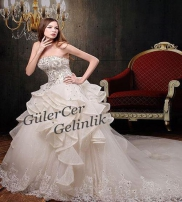 Duzey Wedding Dresses Collection  2013