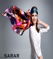 SARAR SCARF Collection  2015