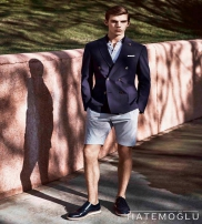 HATEMOGLU MEN'S FASHION Collection Spring/Summer 2016