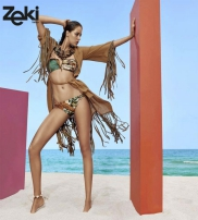 Zeki Triko Swimsuits Collection Summer 2016