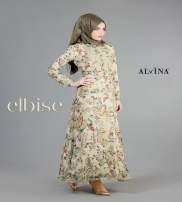 Alvina Hijab Fashion Collection Spring/Summer 2016