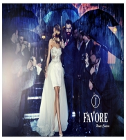 FAVORE ЕVENING DRESSES Kollektion  2016