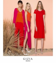 GIZIA FASHION TEXTILE LTD. Collection Spring/Summer 2016
