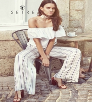 SETRE FASHION Collection Spring/Summer 2016