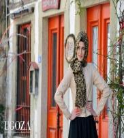 UGOZA SCARVES Collection Spring/Summer 2012