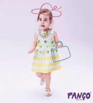 Panco Children's Clothing Collection Spring/Summer 2016
