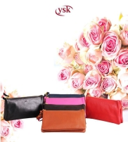 Ysk Leather Products Collection Spring/Summer 2016