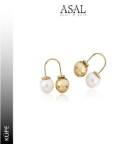 Asal Pearl & Gold Collection  2016