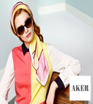AKER SCARF Collection  2014