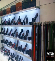 BOND LEATHER ACCESSORIES Collection  2014
