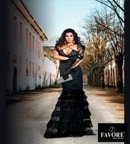 FAVORE ЕVENING DRESSES Kollektion  2014