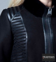 KARMEN LEATHER FASHION Collection  2014