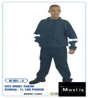 MAVİ İŞ TEKS.ÜRETİM PAZ.SAN.VE TİC.LTD.ŞTİ. Koleksiyon  2014