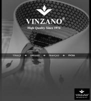 MENTEKS | VINZANO Kollektion  2014