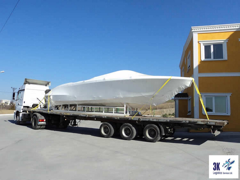 3K LOJİSTİK HİZM.TİC.LTD.ŞTİ. Collection Logistics 2014