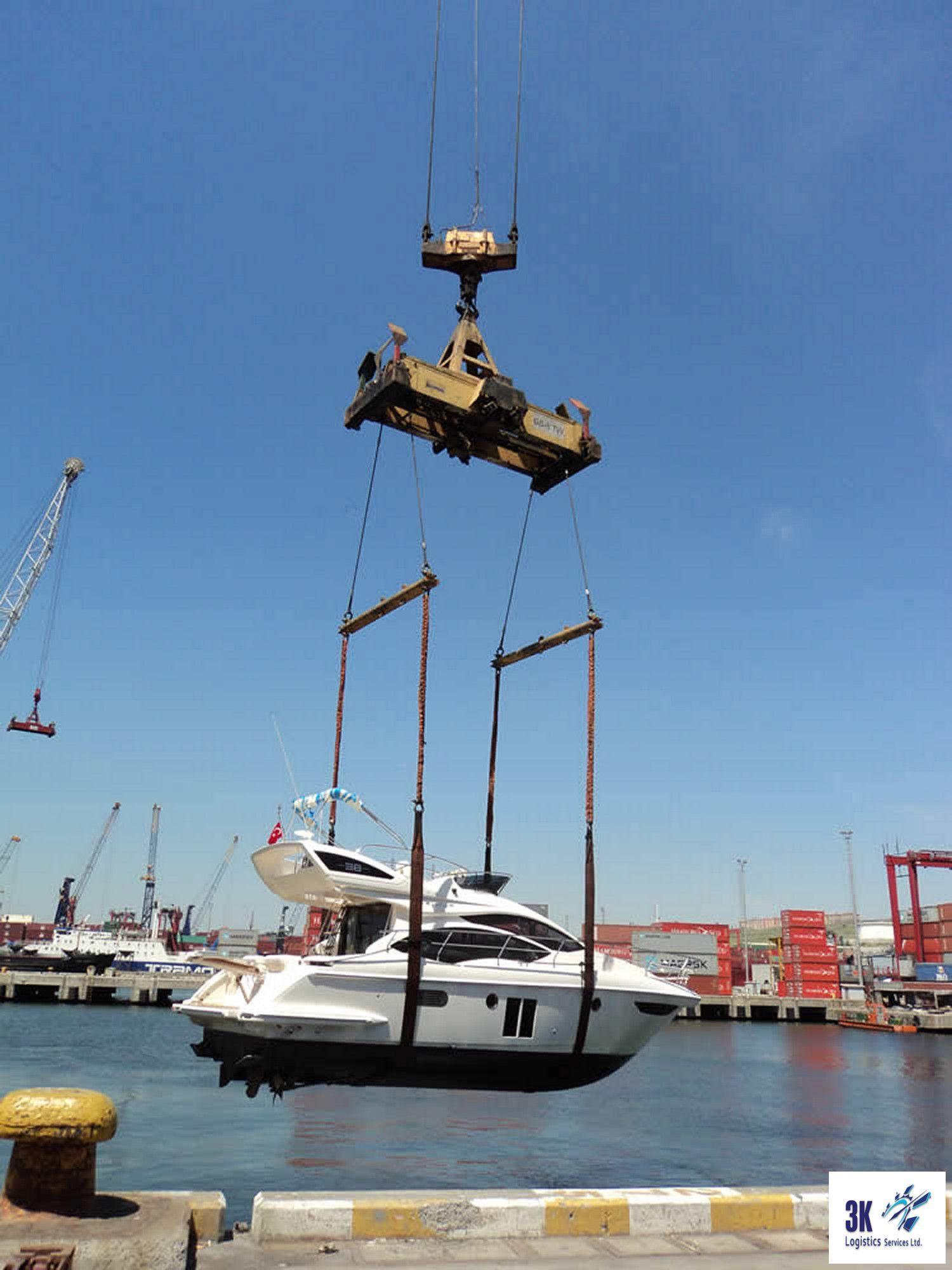 3K LOJISTIK LTD. Collection Logistics 2014