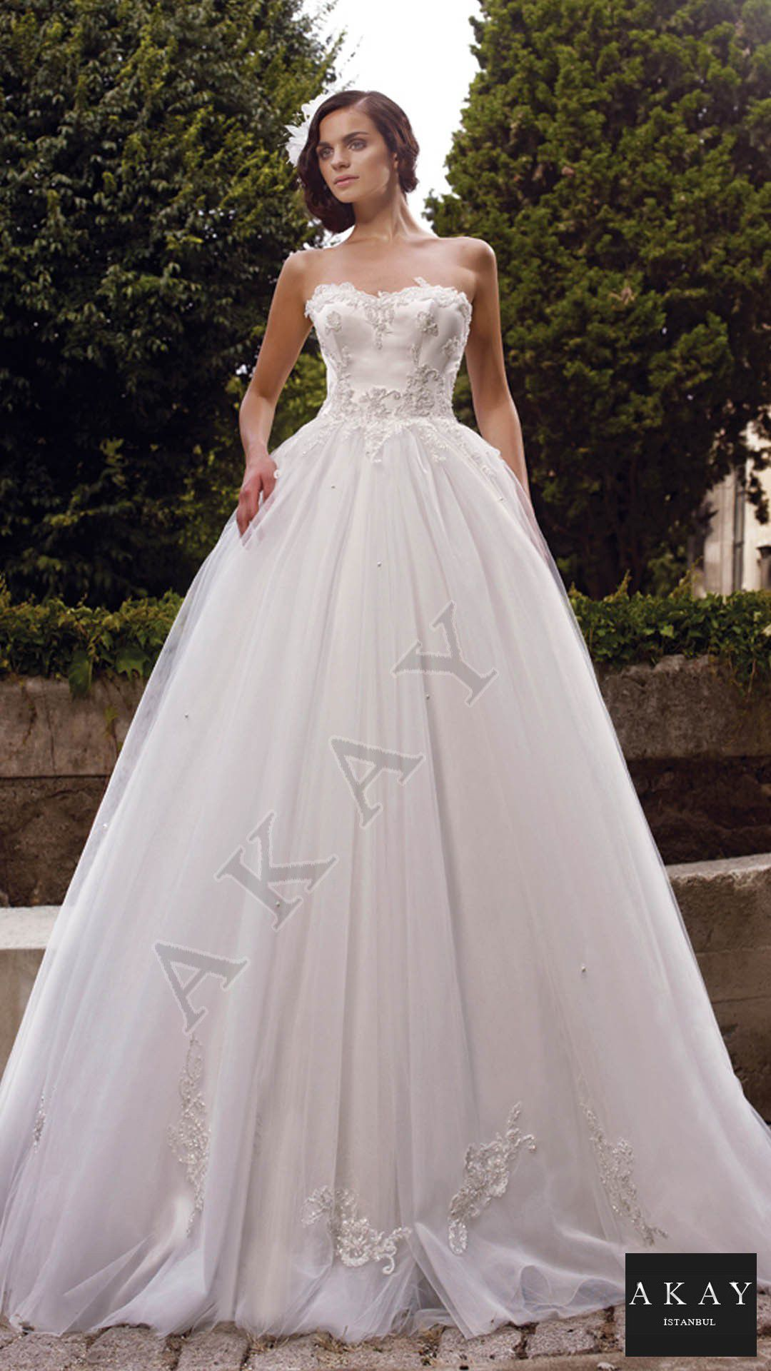 Collection Bridal dresses 2014 - Akay Wedding Dresses