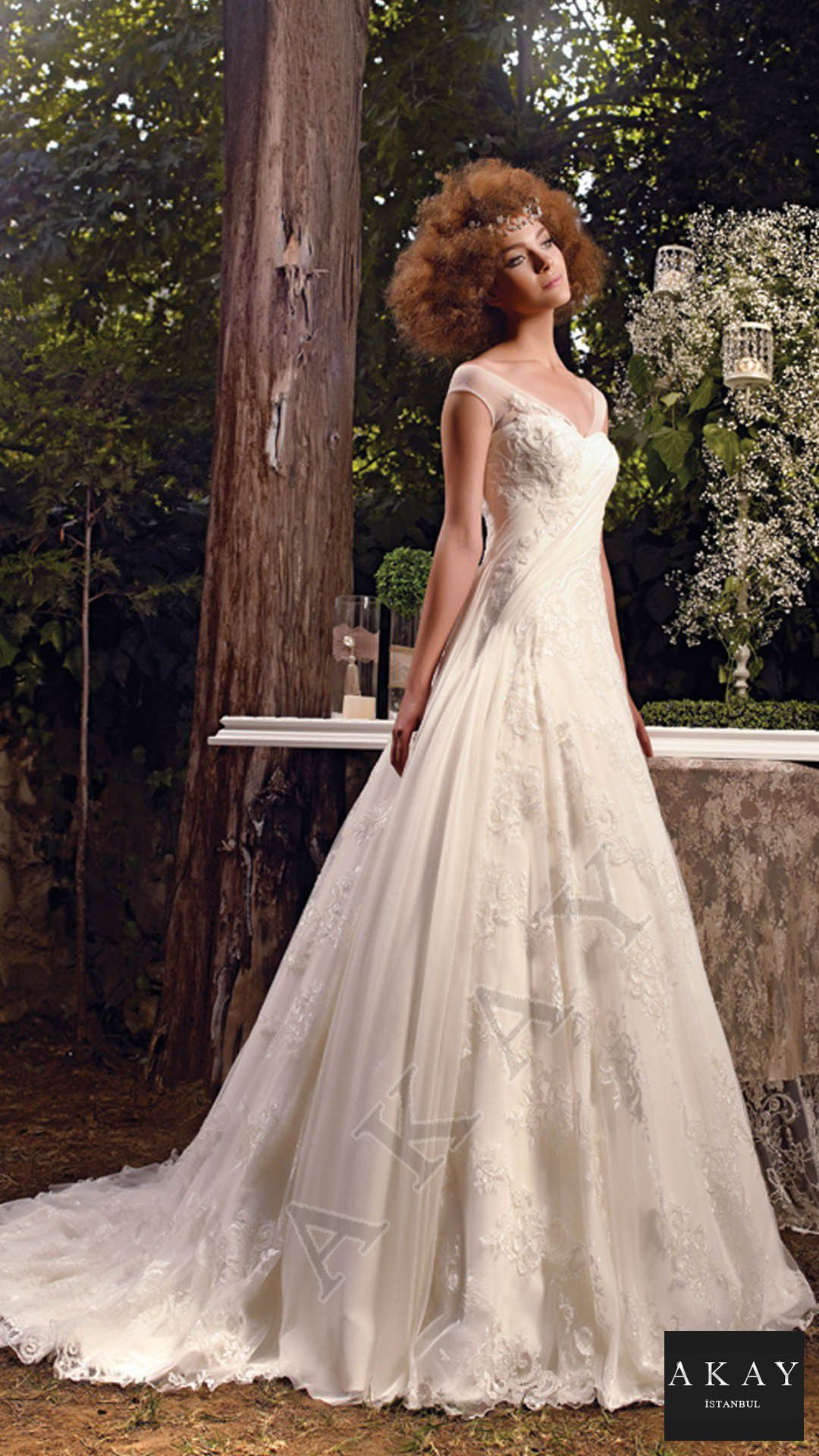 Akay Wedding Dresses Collection Bridal dresses 2014