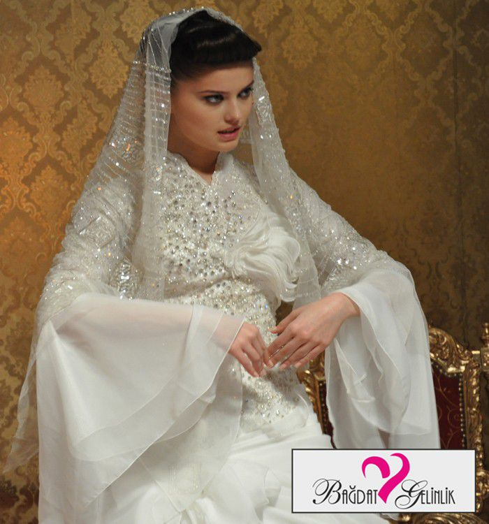 Collection Bridal dresses 2014 - Baghdad Wedding Dresses