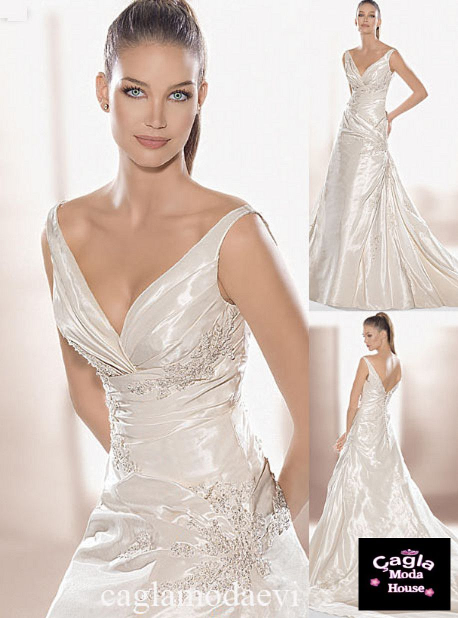 Collection Bridal dresses 2014 - CAGLA FASHION