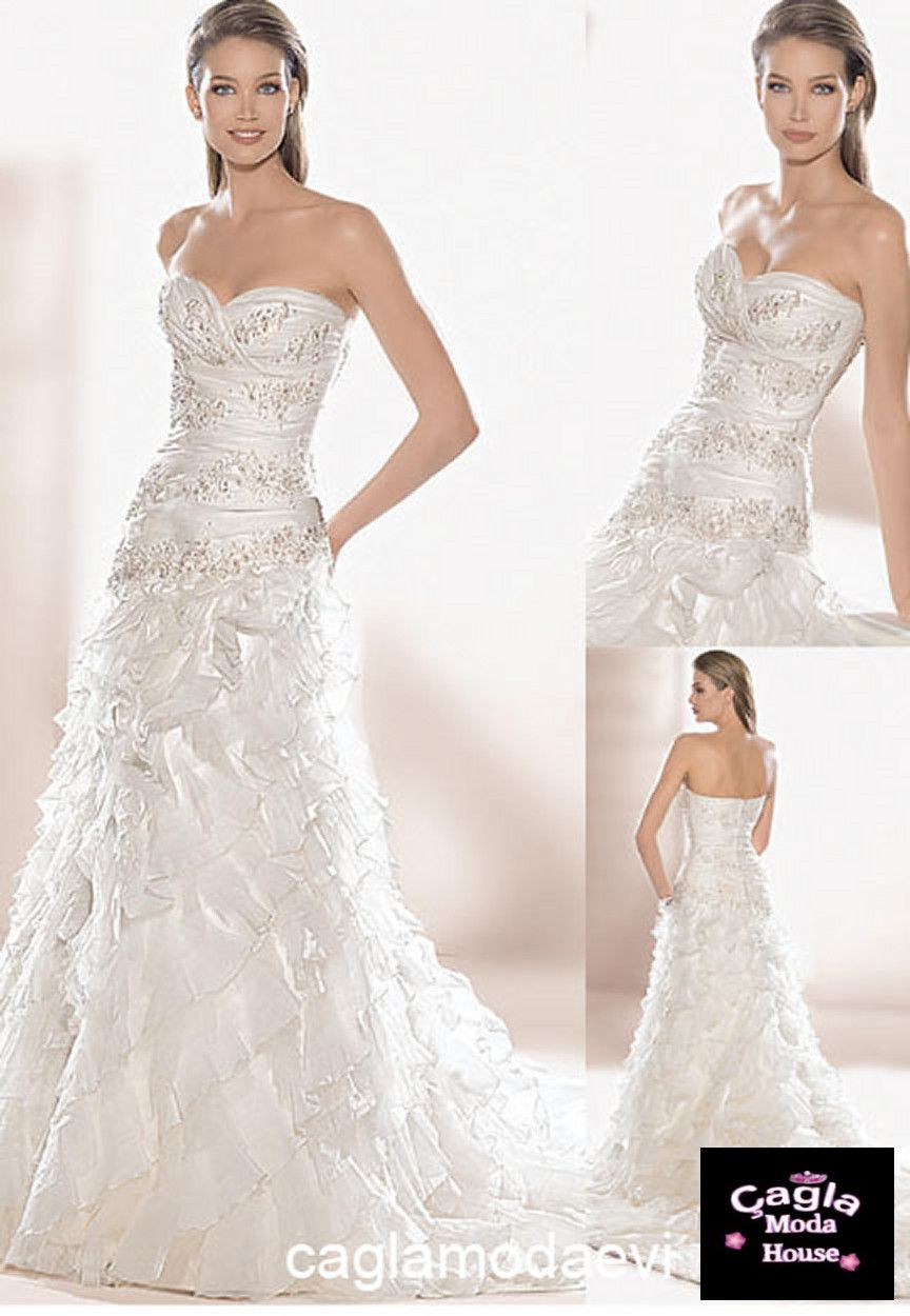 Collection Bridal dresses 2014