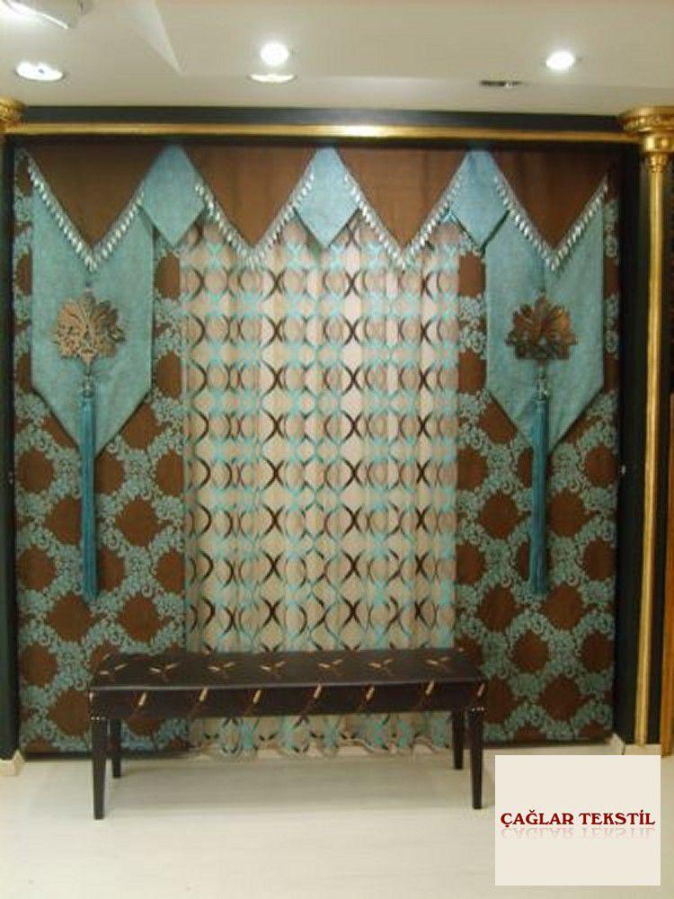 Çağlar Tekstil DAVİLLO  Collection Curtains 2014
