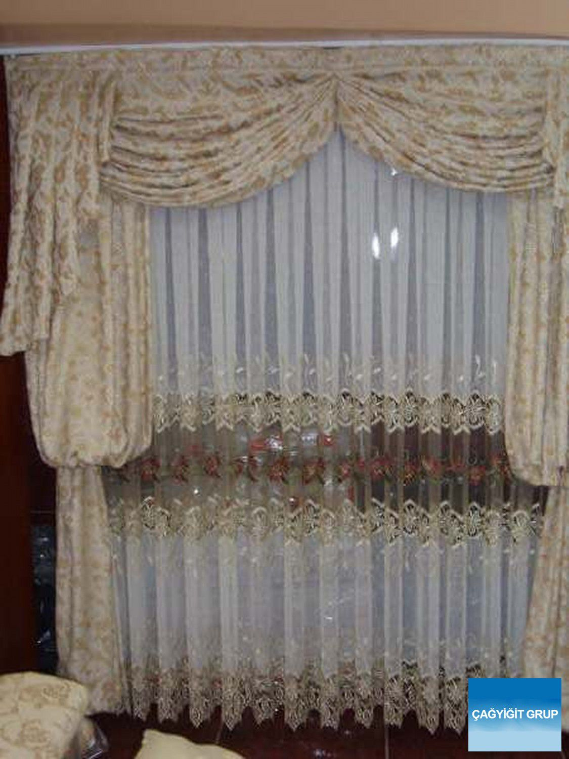 CAGYIGIT TEXTILE Collection Curtains 2014