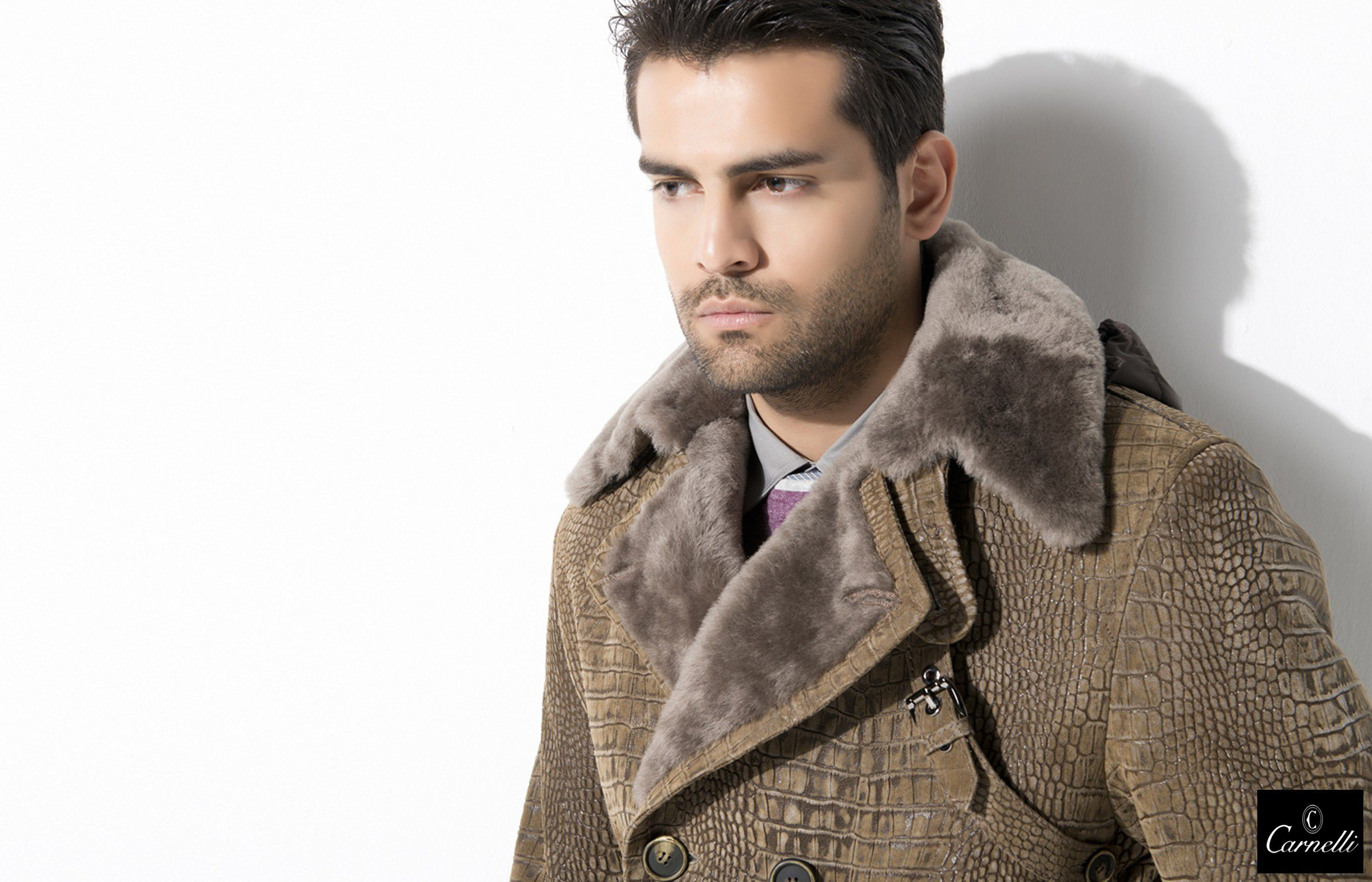 Collection Leather Clothing 2014 - Carnelli Leather