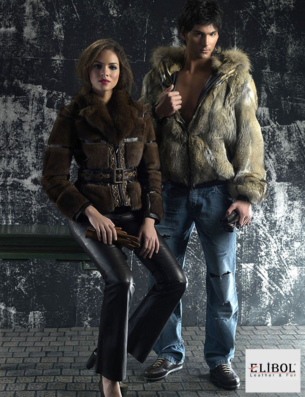 Collection Leather Clothing 2014 - ELIBOL LEATHER & FUR