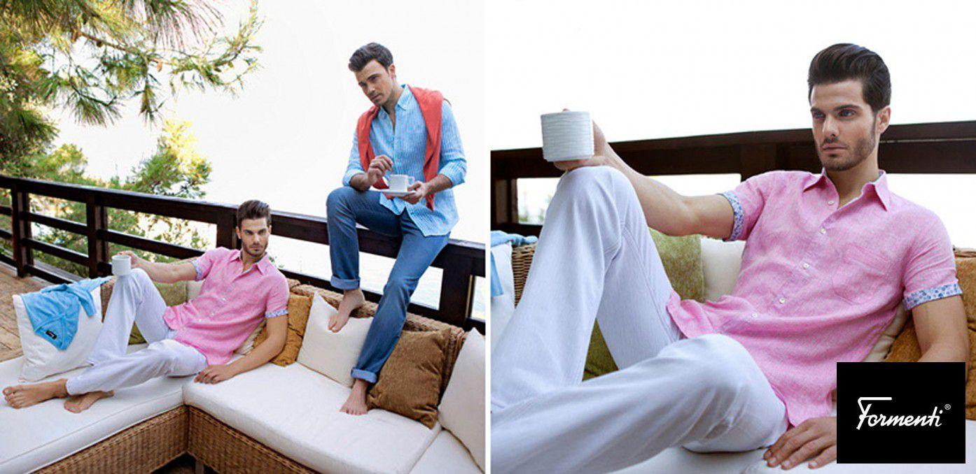 FORMENTI ERKEK GİYİM   ÇELİK MAKAS Collection Tees & Tricot 2014