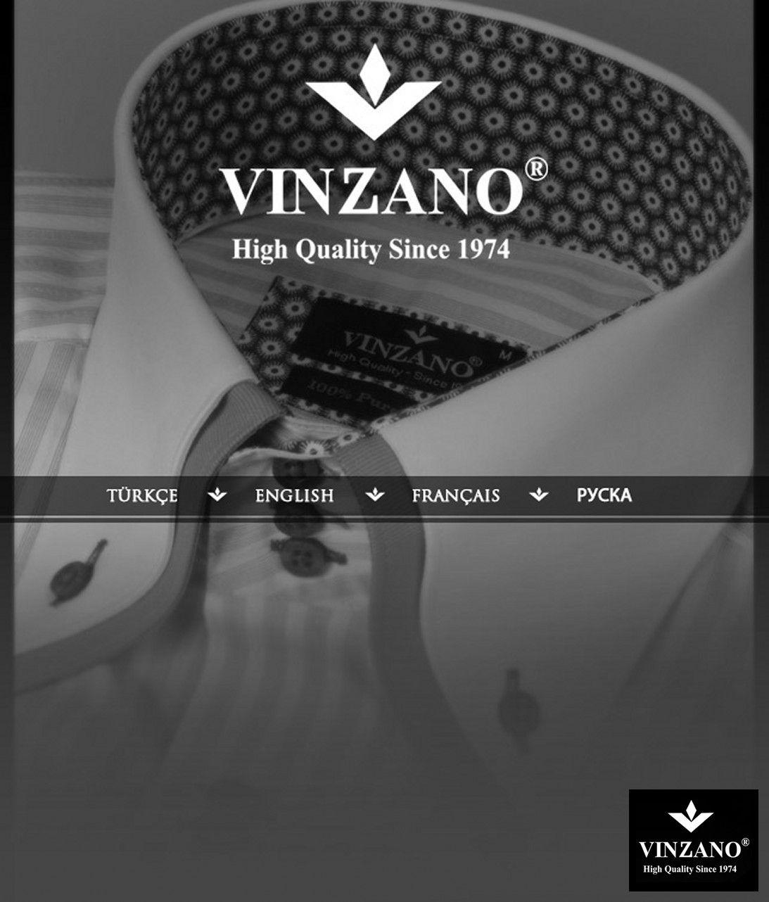 MENTEKS | VINZANO Collection Shirts 2014