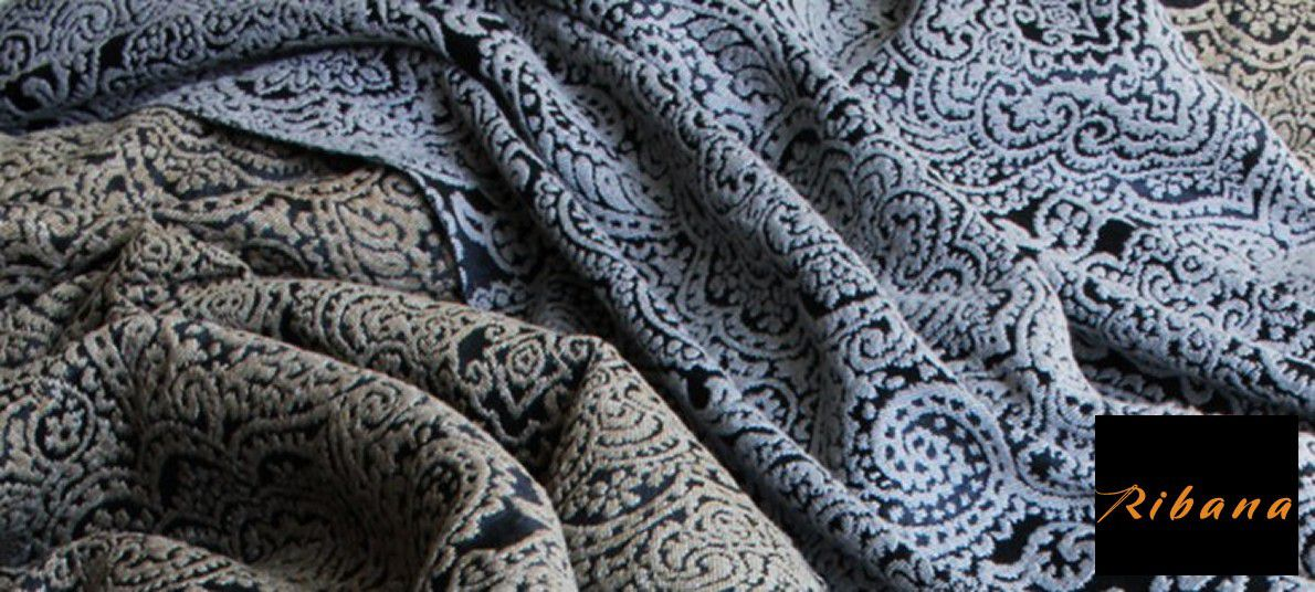 RİBANA TEKS.SAN.VE TİC.LTD.ŞTİ. Collection Curtains 2014