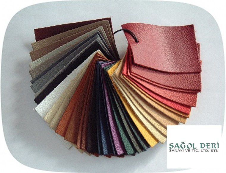 SAGOL LEATHER LTD.  Collection Curtains 2014