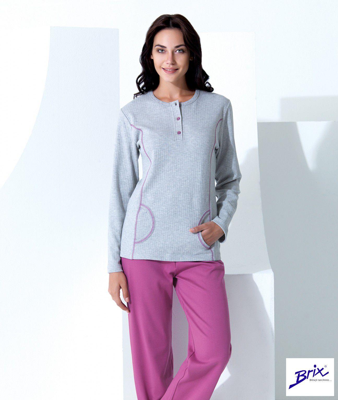 BRIX | Üçdal Teksil  Collection Sleepwear 2014