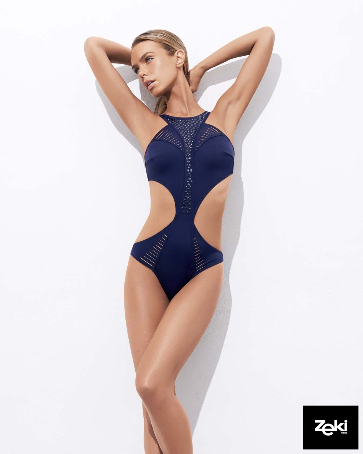 Zeki Triko Swimsuits Collection Swimwear 2014