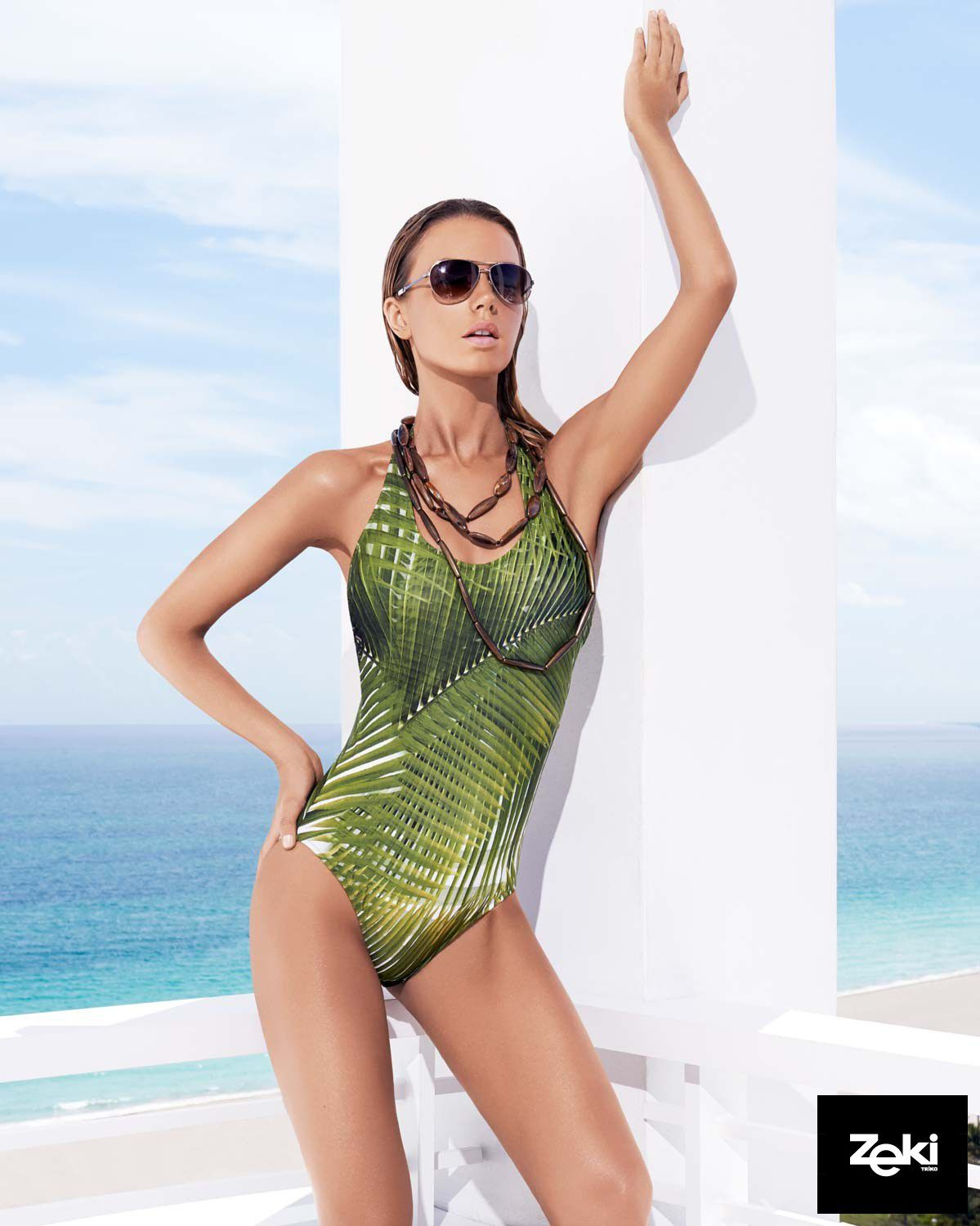 ZEKİ TRİKO A.Ş  Collection Swimwear 2014