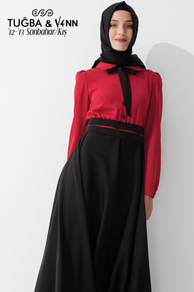 TUGBA & VENN HIJAB WEAR  - TurkishFashion.net