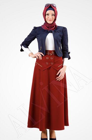 Alvina Hijab Fashion  - TurkishFashion.net