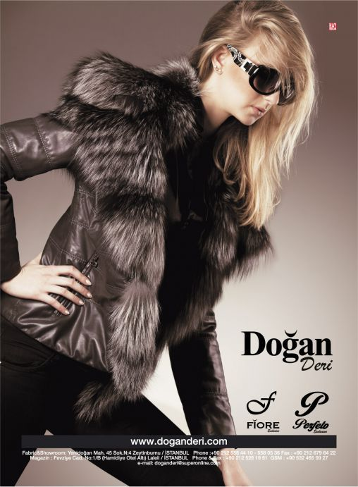 Collection Leather Clothing 2014 DOGAN LEATHER LTD.