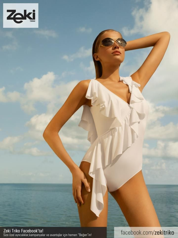 Zeki Triko Swimsuits  - TurkishFashion.net