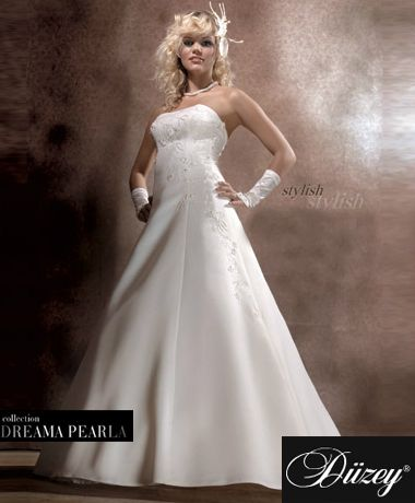 Duzey Wedding Dresses  - TurkishFashion.net