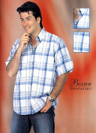 Bozan Shirts  - TurkishFashion.net