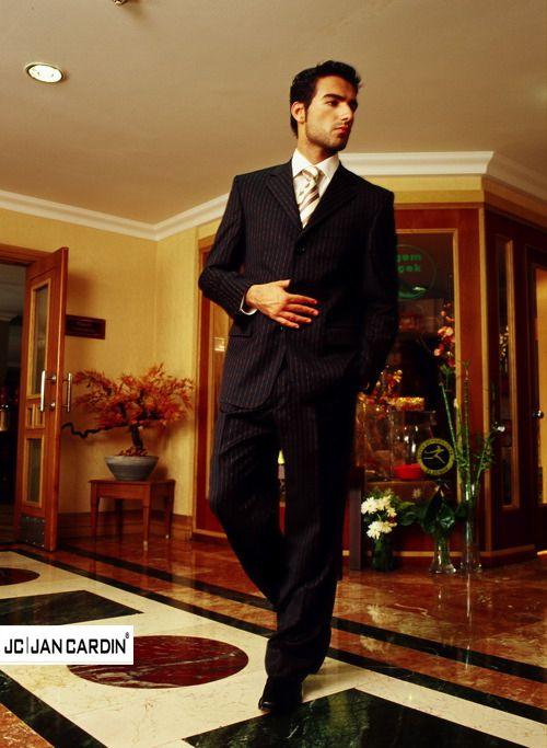 JC JAN CARDIN SUITS  - TurkishFashion.net