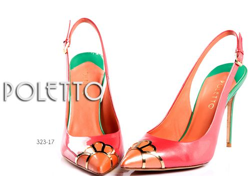 POLETTO SHOES  Featured Model - TurkishFashion.net