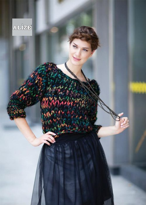 ALIZE TEXTILE YARN COLLECTION  - TurkishFashion.net