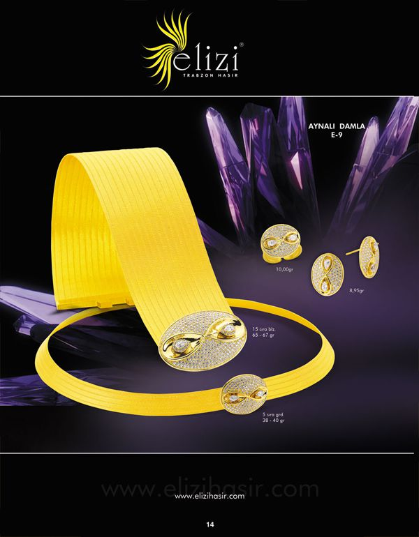 Elizi Jewelery  - TurkishFashion.net